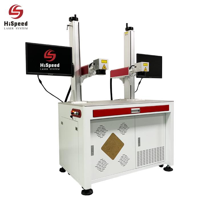 Economical Fiber Metal Laser Marking Machine