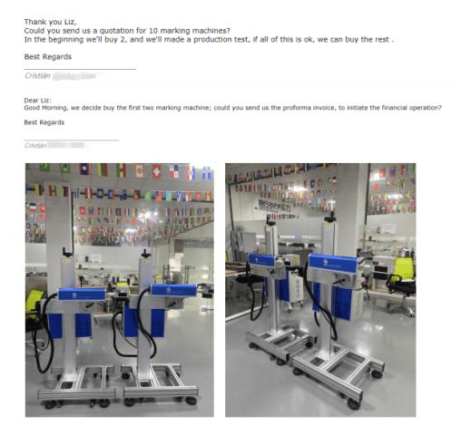 fly laser marking machine (2)