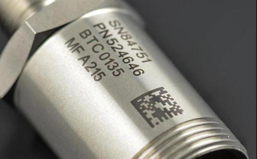 laser etching for metal