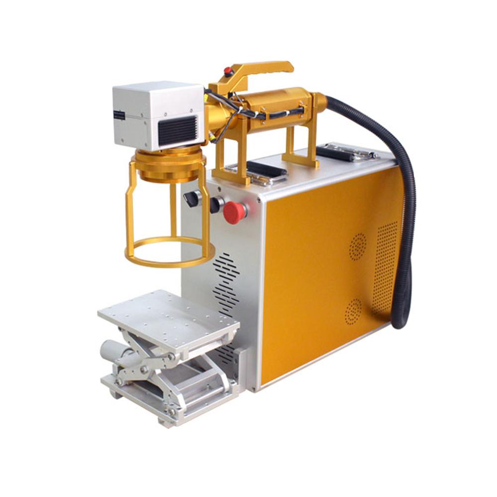 Laser Engraving Machine For Metal